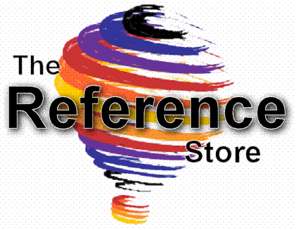 Logo for The Reference Store'