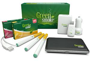 Green Smoke Pro Kit'