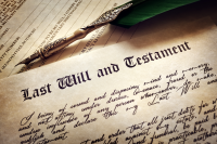 Estate Raises Issues With Handwritten Wills