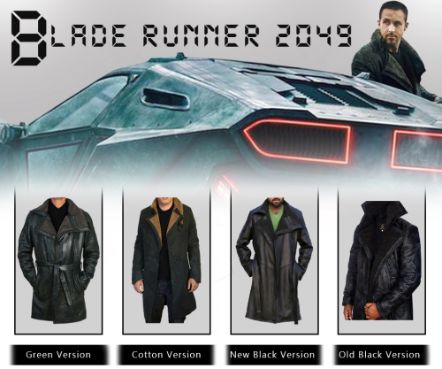 This website is selling Blade Runner 2049 Trench Coat'