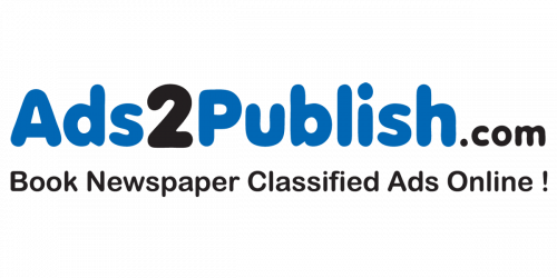 Company Logo For Ads2publish'