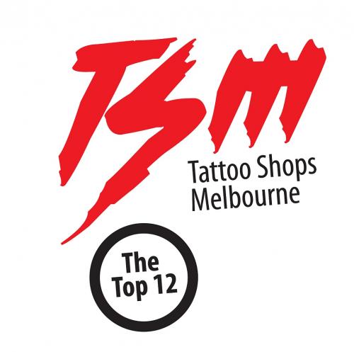Company Logo For Melbourne Tattoo Shops'