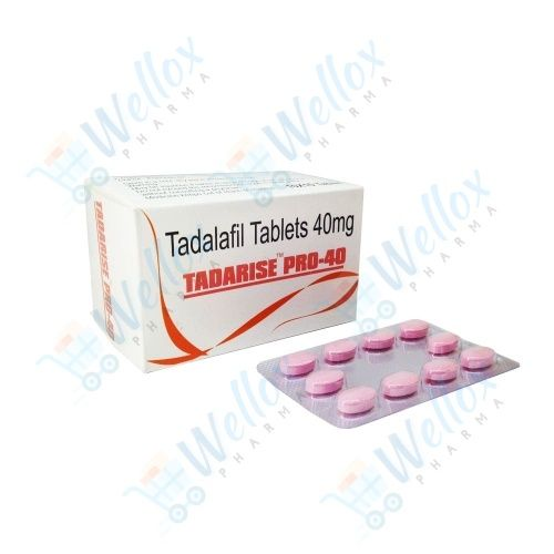 Company Logo For Tadarise Pro 40 Mg'