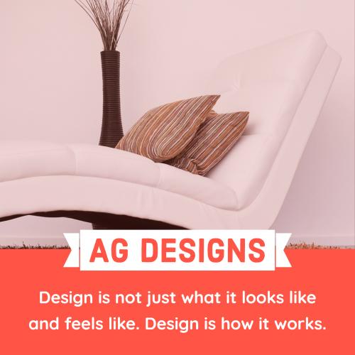 Company Logo For AG Designs'