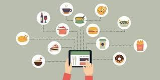 Online Takeaway Food Market'