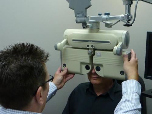 Optometrist Langley Bc'