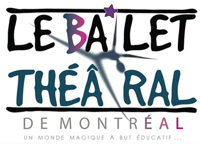 Logo for Dance school - Le Ballet Theatral de Montreal'