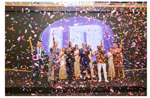 OpenAurum Celebrates successful 2019 so far and organized a'