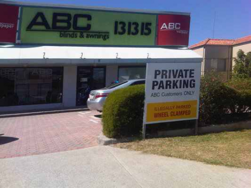 ABC Blinds & Awnings'
