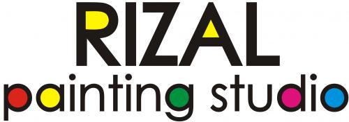 Logo for RIZAL PAINTING STUDIO - Bali'