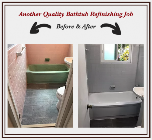 Bathtub Refinishing'