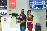 ZHIYUN Unveils its All-in-one Gimbal at BroadcastAsia 2019