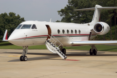 Private Jet Charter'
