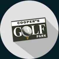 Cooper's Golf Park Logo