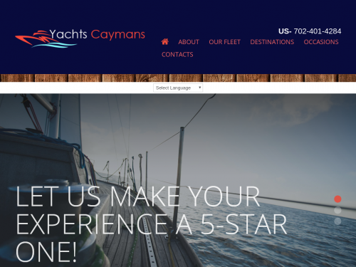 Company Logo For Private Yacht Charter Cayman'