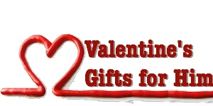 Valentines Gifts for Him'