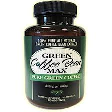 Exclusive Green Coffee Bean Max Fat Burner !'