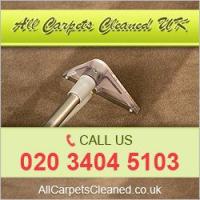 All Carpets Cleaned Ltd Logo
