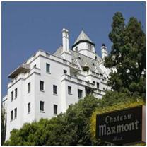 Chateau Marmont- Los Angeles'