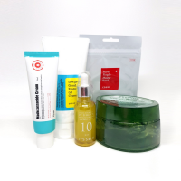 Image of 4 Skin care products for the Glass Skin