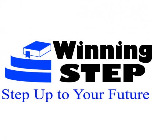 Logo for Winning STEP'
