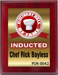 Chef Rick Bayless Inducted into the Culinary Hall of Fame