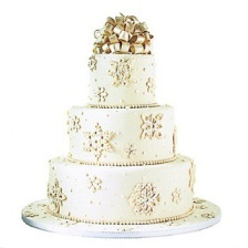 Logo for E weddingcake'