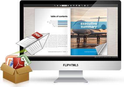 PDF to HTML5'