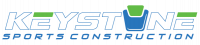 Keystone Sports Construction Logo