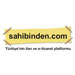 Logo for sahibinden.com'