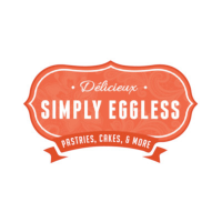 Simply Eggless Bakery - Délicieux Logo