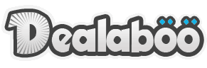 Logo for Dealaboo - US First Software Group Buying Site'