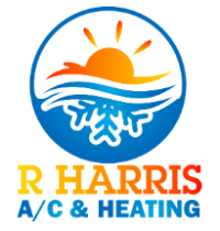 R Harris A/C & Heating Logo