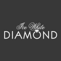 Ice White Diamond Logo