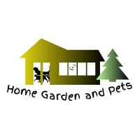 Home Garden and Pets Logo