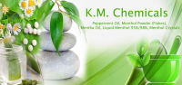 KM Chemicals Logo
