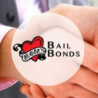 Moms Bail Bonds Logo