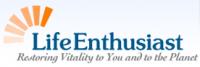 Life Enthusiast Logo