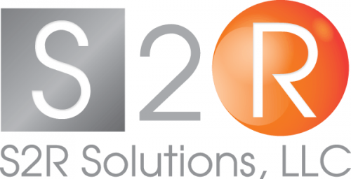Logo for S2R Solutions, LLC.'