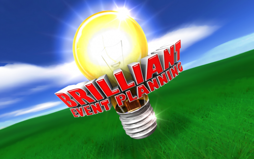 Logo for Brilliant Event Planning Inc.'
