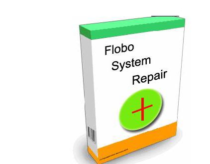 Logo for Flobo Recovery'