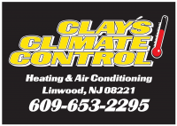 Clay's Climate Control Logo