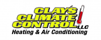 Company Logo For Clay's Climate Control