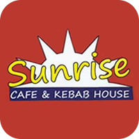 Sunrise Cafe and Kebab House Logo