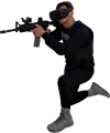 Apex Officer Active Shooter Training Simulator for Police'