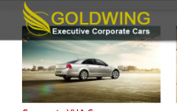 Goldwing Executive Cars Logo