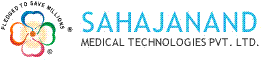 Logo for Sahajanand Medical Technologies Pvt, Ltd'