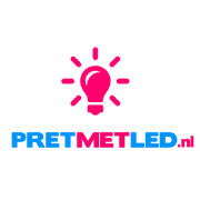 Pretmet LED Logo