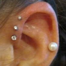 Ear Piercings'