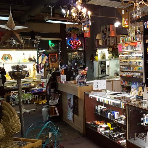 Smoke Shop'